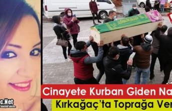 POLİS NİŞANLISI TARAFINDAN ÖLDÜRÜLEN NAGİHAN...