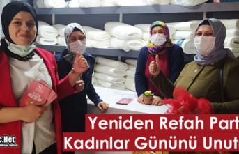 """Y.REFAH PARTİSİ""""KADINLARGÜNÜNÜ""""..."""