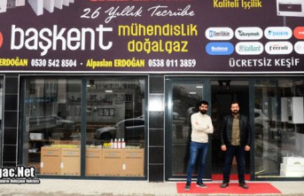 BAŞKENT MÜHENDİSLİK DOĞALGAZ(KIRKAĞAÇ-SOMA-AKHİSAR)(AKSA...