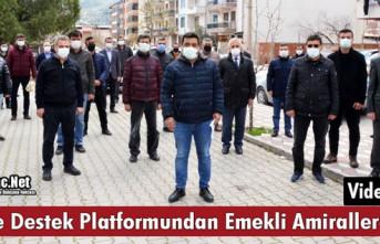 EĞİTİME DESTEK PLATFORMUNDAN EMEKLİ AMİRALLERİN...