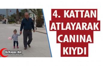 4.KATTAN ATLAYARAK CANINA KIYDI