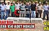 AVCILAR CİNE MEVKİİNE 150 KEKLİK SALDILAR(VİDEO)...