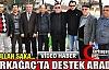 CHP'Lİ SAKA KIRKAĞAÇ'TA DESTEK İSTEDİ(VİDEO)