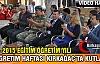 İLKÖĞRETİM HAFTASI KIRKAĞAÇ'TA KUTLANDI(VİDEO)