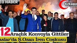 İLYASLAR'DA Ş. OZAN İREN COŞKUSU(VİDEO)