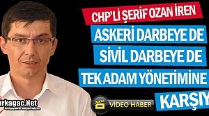 """İREN 'DARBEYE DE TEK ADAM YÖNETİMİNE DE KARŞIYIZ""""(VİDEO)"""