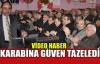 KARABİNA GÜVEN TAZELEDİ(VİDEO)