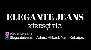 KIRKAĞAÇ ELEGANTE JEANS