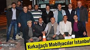 KIRKAĞAÇLI MOBİLYACILAR İSTANBUL'DA