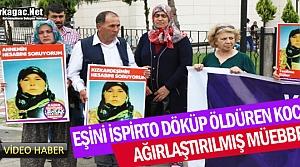 """KIRKAĞAÇ'TA İŞLENEN CİNAYETE """"MÜEBBET HAPİS"""""""