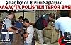 KIRKAĞAÇ'TA POLİS'TEN ŞOK BASKIN VE DENETİMLER