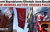 "KOÇAK ""BİZDE HERKES AKTÖR HERKES FİGÜRAN"""
