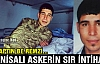 MANİSALI ASKERİN SIR İNTİHARI