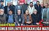 """MHP ADAYI ÖZER """"EKİBİMLE BİRLİKTE BAŞKANLIĞA HAZIRIM"""""""