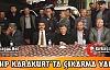 MHP KARAKURT'A ÇIKARMA YAPTI