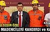 """ÖZEL, """"AKP SOMA'LI MADENCİLERİ KANDIRDI VE KAÇTI"""""""