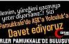 ŞAİRLER PAMUKKALE'DE BULUŞUYOR