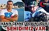 ŞEHİDİMİZ VAR..MEKANIN CENNET OLSUN UĞUR'UM