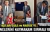 ŞEHİT KIZLARI ŞULE ve NADİDE'YE KARNELERİNİ SIRMALI VERDİ(VİDEO)