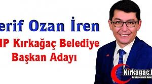 ŞERİF OZAN İREN