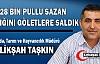 """TAŞKIN """"28 BİN PULLU SAZAN BALIĞINI GÖLETLERE SALDIK"""""""