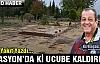 VE İSTASYON'DA Kİ UCUBE KALDIRILDI