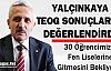 """YALÇINKAYA """"30 ÖĞRENCİMİZİN FEN LİSELERİNE..."""
