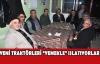 """YENİ TRAKTÖRLERİ YEMEKLE """"ISLATIYORLAR"""""""