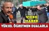 YÜKSEL ÖĞRETMEN DUALARLA TOPRAĞA VERİLDİ(VİDEO)