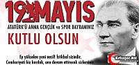 19 MAYIS KIRKAĞAÇ'TA ÇEŞİTLİ ETKİNLİKLERLE...