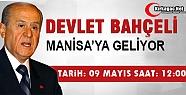 BAHÇELİ MANİSA'YA GELİYOR