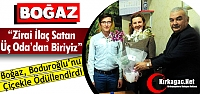 """BOĞAZ 'MANİSA'DA ZİRAİ İLAÇ SATIŞI YAPAN 3 ODA'DAN BİRİYİZ"""""""