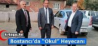 "BOSTANCI'DA 'OKUL"" HEYECANI"
