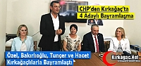 CHP'DEN 4 ADAYLI BAYRAMLAŞMA