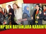 CHP'DEN BAYANLARA KARANFİL
