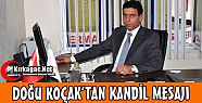 DOU KOAK'TAN KANDL MESAJI