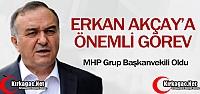 ERKAN AKÇAY'A ÖNEMLİ GÖREV...