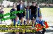 Futbolda Şampiyon Cumhuriyet R.N Dolman 2-1