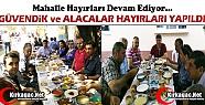 GÜVENDİK ve ALACALAR MAHALLE HAYIRLARI...
