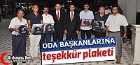 KAVUN FESTİVALİNE DESTEK OLAN 'ODA BAŞKANLARINA'...
