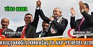 KILIÇDAROĞLU KIRKAĞAÇ'TA AKP'Yİ YERDEN YERE VURDU(VİDEO)
