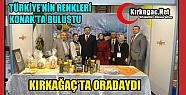 KIRKAĞAÇ İZMİR'DE TANITILDI