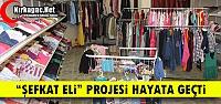 KIRKAĞAÇ'TA 'ŞEFKAT ELİ' PROJESİ HAYATA GEÇTİ