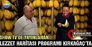 LEZZET HARİTASI'NIN BU HAFTA Kİ DURAĞI...