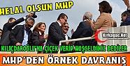 MHP'DEN ÖRNEK DAVRANIŞ