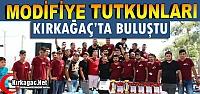 MODİFİYE ARAÇ TUTKUNLARI KIRKAĞAÇ'TA...