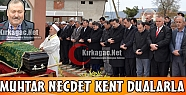 MUHTAR NECDET KENT DUALARLA