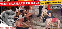 OZAN ARİF 'YENİ YILA SAATLER KALA'