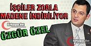 """ÖZEL 'VERİLEN SÖZLERE RAĞMEN SOMA'DA İŞÇİLER MADENE İNMEYE ZORLANIYOR"""""""