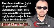 SERHAT KAYIN 'YEREL SEÇİM MATEMATİĞİ'